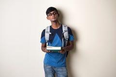 Varón indio adolescente Fotografía de archivo libre de regalías