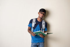 Varón indio adolescente Fotos de archivo