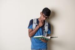 Varón indio adolescente Fotos de archivo libres de regalías
