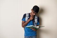 Varón indio adolescente Imagen de archivo