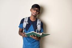 Varón indio adolescente Imagen de archivo libre de regalías