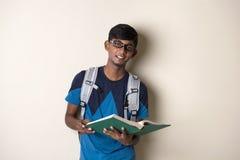 Varón indio adolescente Foto de archivo