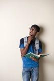 Varón indio adolescente Imagenes de archivo