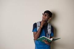 Varón indio adolescente Imágenes de archivo libres de regalías