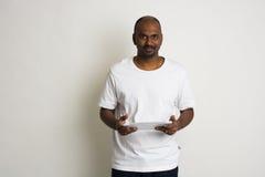 Varón indio casual Fotografía de archivo libre de regalías