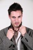 Varón joven de GQ - Jon Fotos de archivo