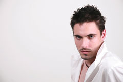 Varón joven - Jon Fotos de archivo