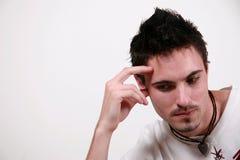 Varón joven - Jon Imagen de archivo