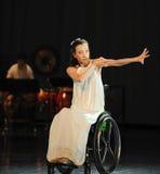 Var šRed linjen för vaksam-dansen musicalï den ¼ arkivbilder
