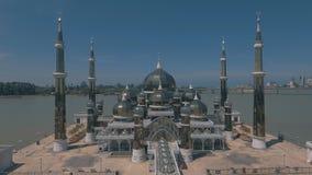 var den crystal malaysia moskén sköt tagna terengganuen arkivfoto