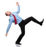 Var en akrobat Royaltyfria Bilder