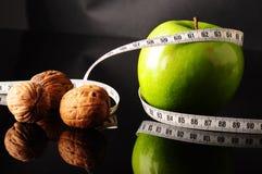 var fit matar som är sunda till Arkivfoton