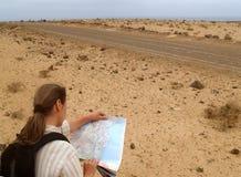 Var leder det vägen? Royaltyfria Bilder