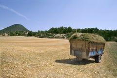 var odlingsmarken som är klar till Royaltyfri Foto