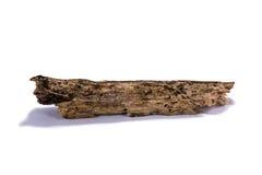 Vara da madeira da deterioração imagens de stock