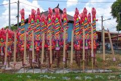 Vara de Joss chinesa Imagens de Stock