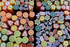 Vara decorativa para brincos Fotografia de Stock