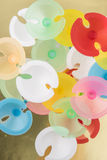 Vara do balão Imagens de Stock