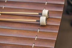 Vara do xilofone Fotos de Stock