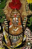 Vara magnífico Mahalakshmi Puja Imagen de archivo
