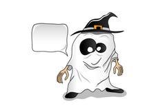 vara spökskrivareare halloween Royaltyfria Bilder