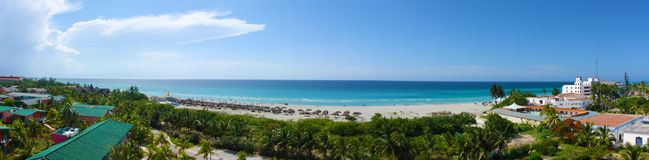 Varadero Beach Royalty Free Stock Photo