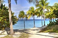 Varadero beach in Cuba Stock Photo