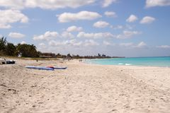 Varadero Beach Royalty Free Stock Photos