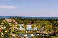 Melià Las Antillas resort in Varadero, Cuba stock photos