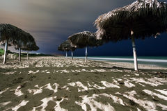 Varadero Long Exposure Stock Image