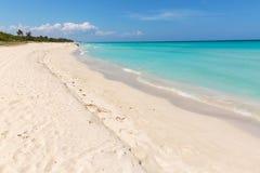 Varadero plaża obrazy stock