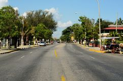 Varadero Road Stock Photos