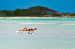 Varadero strand Royalty-vrije Stock Foto's