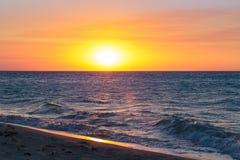 Varadero-Strand stockbild