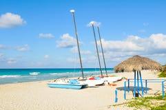 Varadero strand Royaltyfria Bilder