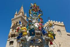 Varadi Messina Stock Foto