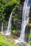 varal vattenfall Royaltyfri Fotografi