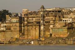 Varanasi Photographie stock libre de droits