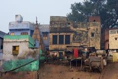 Varanasi Royalty-vrije Stock Afbeeldingen