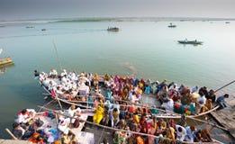 Varanasi imagens de stock