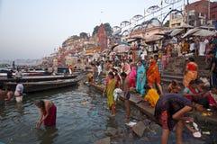 Varanasi Fotografia Stock Libera da Diritti