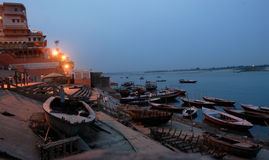 Varanasi Στοκ Εικόνες