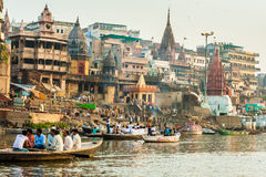 Varanasi (Benares) Stock Photo