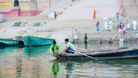 Varanasi (Benares) Stock Images