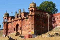 Varanasi Ghats Royalty Free Stock Photos