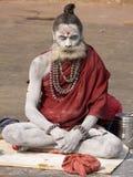 Varanasi, Inde. Image libre de droits