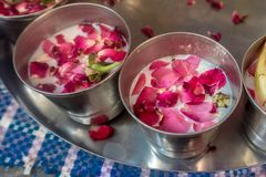 Varanasi, India immagini stock libere da diritti