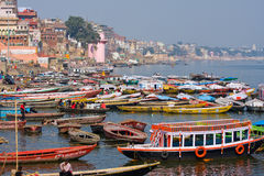 Varanasi, India obraz royalty free