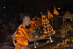 Varanasi, India Royalty Free Stock Images
