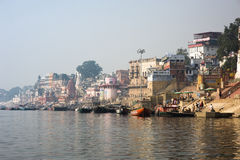 Varanasi  India Royalty Free Stock Photography